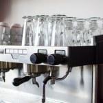 Coffee maker — Stock Photo