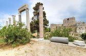 Crusader castle, Byblos, Lebanon — Stock Photo