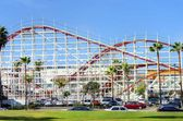 Belmont Park, San Diego, CA — Stock Photo