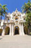 Casa Del Prado, Balboa Park — Stock Photo