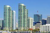 Downtown San Diego, California — Stock Photo