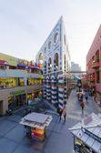 Westfield Horton Plaza, San Diego — Stock Photo