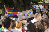Gay Pride Parade, Cyprus — Stock Photo