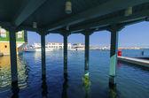 Porto di limassol, cipro — Foto Stock