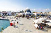 Limassol Marina, Cyprus — Stock Photo