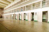 Alcatraz D Block Cellhouse, San Francisco, California — Stock Photo