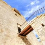 Medieval castle of Kolossi, Limassol, Cyprus — Stock Photo #50093271