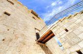 Medieval castle of Kolossi, Limassol, Cyprus — Stock Photo