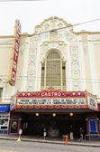 Castro Theater, San Francisco, California — Stock Photo