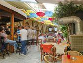 Stoa Fylaktou, Limassol, Cyprus — Stock Photo