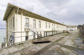 Alcatraz Building 64, San Francisco, California — Stock Photo