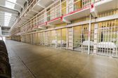 Alcatraz Cellhouse, San Francisco, California — Stock Photo