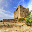 Medieval castle of Kolossi, Limassol, Cyprus — Stock Photo #50461011