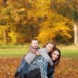 Mother with children — Stock Photo #15004083