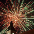 The fireworks — Stock Photo #15007857