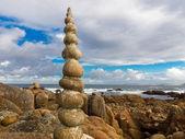 Costa da Morte in Galicia — Stock Photo