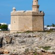 Fortress Saint Nicholas, Ciutadella, Menorca — Stock Photo #15336269