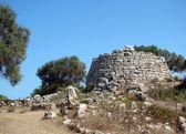 Talaiot in Talati de Dalt, Menorca, Spain — Stock Photo
