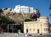 Mahon, the capital of Menorca — Stock Photo