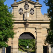 The Leopold Gate, Vysehrad — Stock Photo