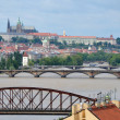 Flooding in Prague — Stock Photo #27210321