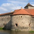 Water castle Svihov — Stock Photo
