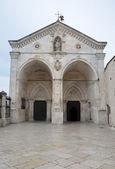 Sanctuary of Monte Sant'Angelo — Stock Photo