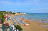 Isola La Chianca beach — Foto de Stock