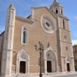 Lucera Cathedral — Stock Photo