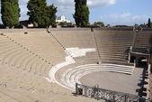 Grand Theatre in Pompeii — Stock Photo