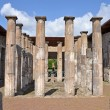Ruins of ancient Roman city of Pompeii — Stock Photo #47456255