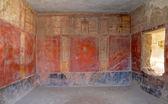 Ruins of ancient Roman city of Pompeii — Stock Photo