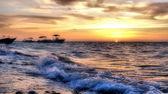 Yucatan Sunset — Stock Photo