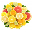 Citrus — Stock Photo
