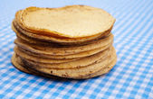 Tortillas from Yucatan — Stock Photo