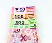 Mexican Pesos — Stock Photo
