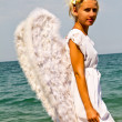 Stock Photo: Angel