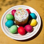 Pasen taart. — Stockfoto