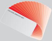 Kolor przewodnik — Zdjęcie stockowe