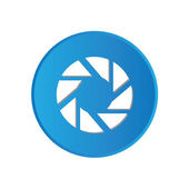 3d ikony — Stock fotografie