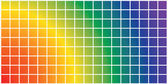 Illustration of Colour Guide — Stock Photo