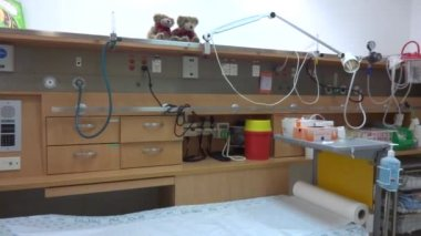 Emergency room — Stock Video
