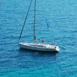 Adriatic Yacht - Stock Photo