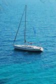 Adriatic Yacht — Stock Photo