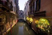 Calle a Venice — Stock Photo