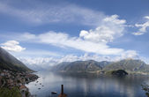 Country on the lake of Como — Stock Photo