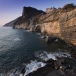 Stock Photo: Bluff to Cinqueterre