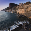 Bluff to the Cinqueterre — Stock Photo