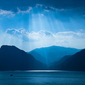 Lake of Como — Stock Photo