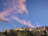 Ligure país — Foto Stock